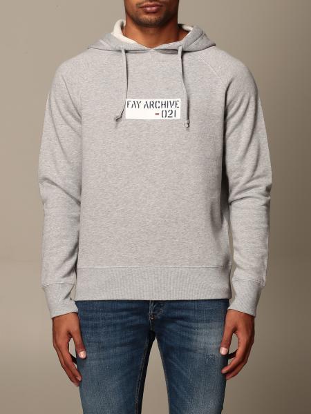Sweatshirt men Fay