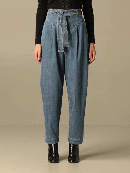 See By Chloé: Trousers women See By ChloÉ