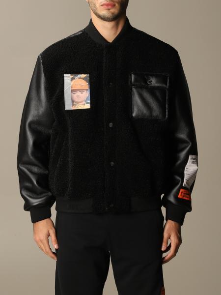 Jacket men Heron Preston