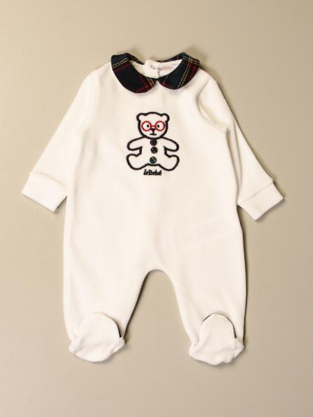 Tutina con piede Le Bebè con orso