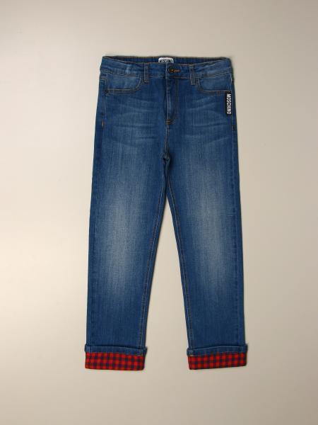 Jeans enfant Moschino Kid