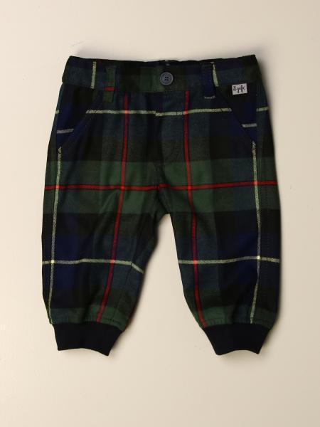 Pantalone classic Il Gufo in tartan