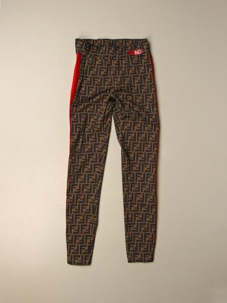 Trousers kids Fendi