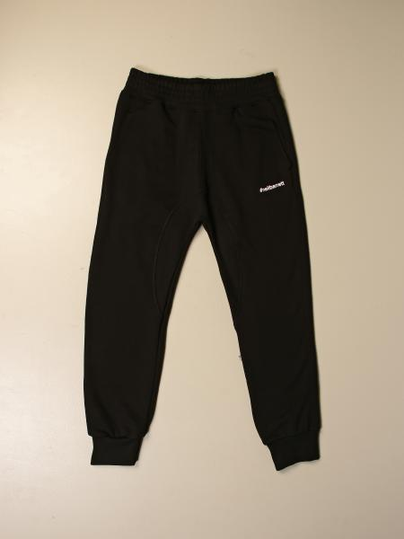 Neil Barrett: Pantalone jogging Neil Barrett in cotone