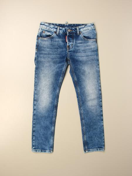 Trousers kids Dsquared2 Junior
