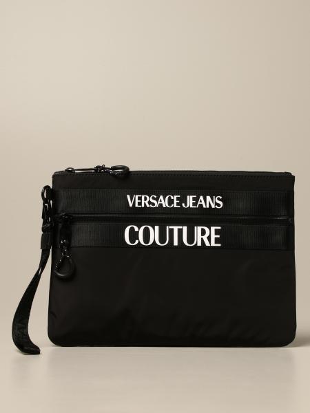 Pochette Versace Jeans Couture in nylon