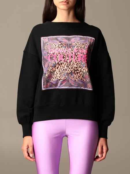 Sweat-shirt femme Versace Jeans Couture