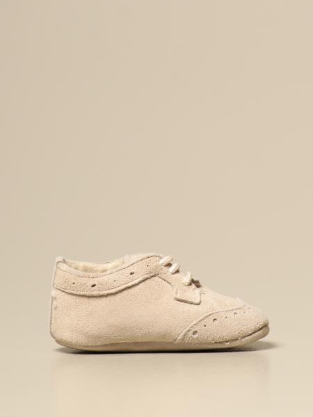Le Bebé shoe in suede