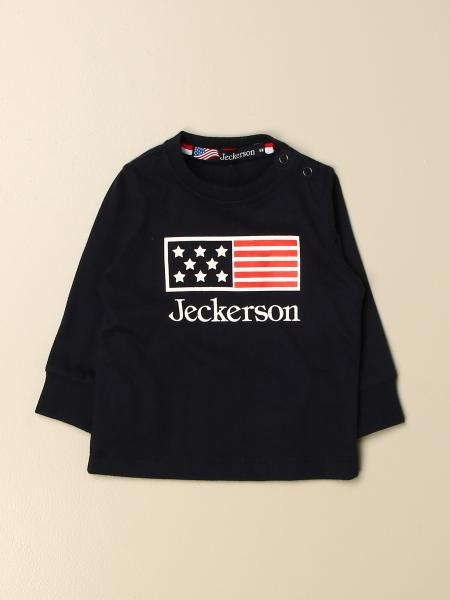 Jeckerson T-shirt with flag print