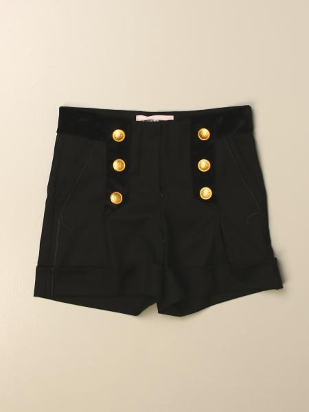 Pantalons courts enfant Alberta Ferretti Junior