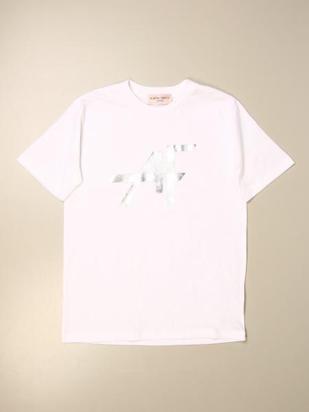 Alberta Ferretti kids: Alberta Ferretti Junior t-shirt with logo