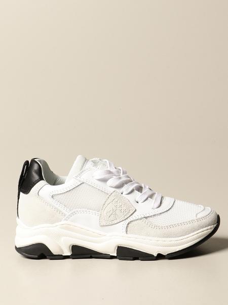Philippe Model: Sneakers Eze L Philippe Model in pelle e rete