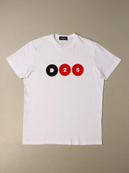 T-shirt enfant Dsquared2 Junior