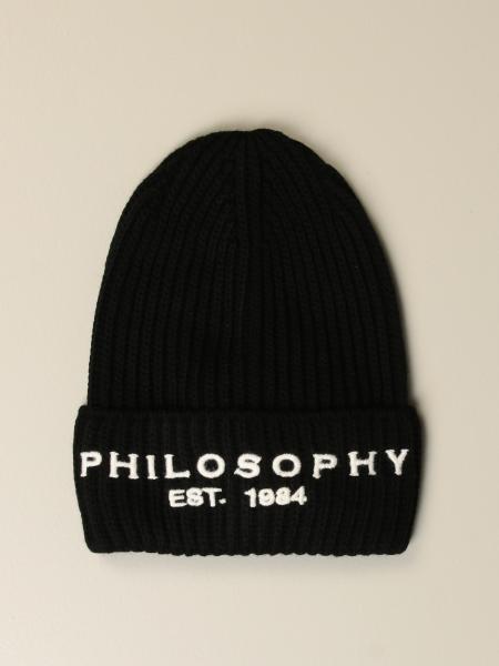 Philosophy Di Lorenzo Serafini hat in wool blend