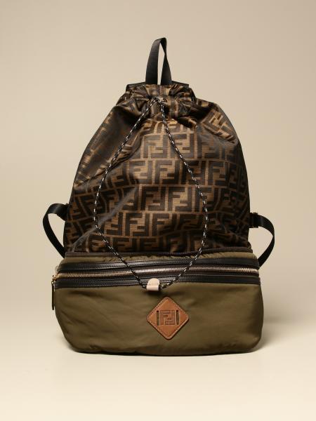 Backpack men Fendi