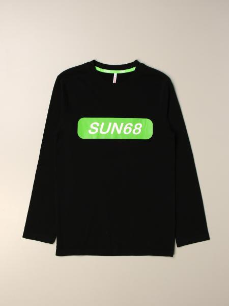 T-shirt Sun 68 con logo