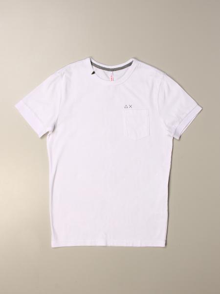 T-shirt Sun 68 in cotone basic