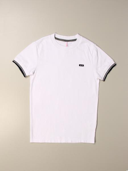 T-shirt Sun 68 in cotone con logo