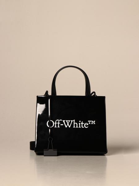 Bandolera mujer Off White