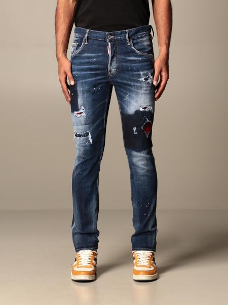 Pantalón hombre Dsquared2