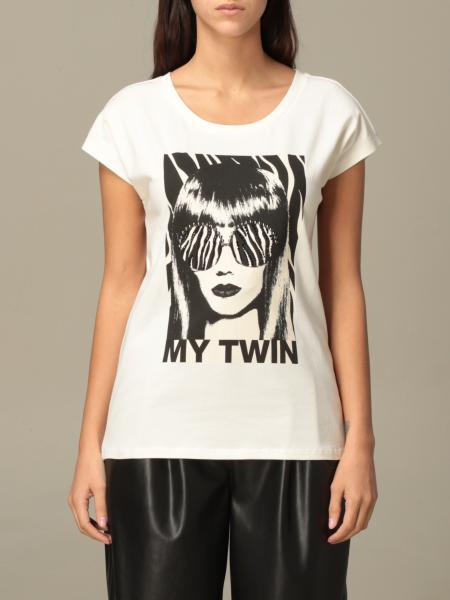 T-shirt damen My Twin