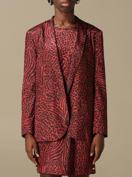 Manila Grace: Manila Grace patterned blazer
