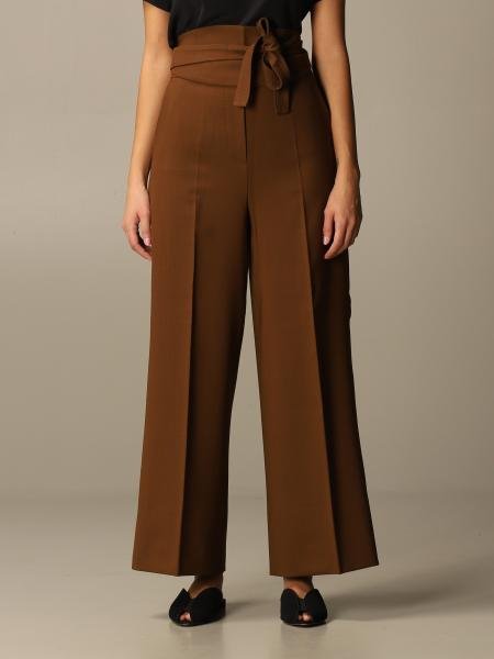 Max Mara: Pantalone Max Mara in lana