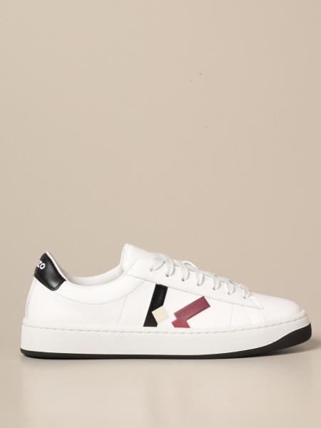 Kenzo: Sneakers Kourt K Kenzo in pelle