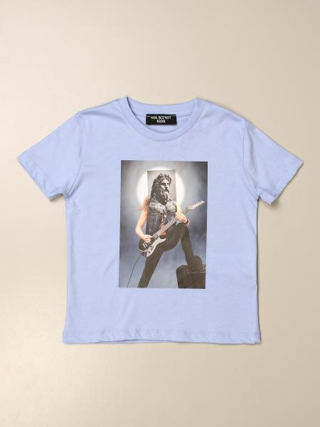 Neil Barrett: Neil Barrett t-shirt with print