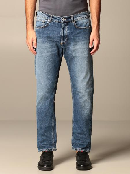 Mauro Grifoni: Mauro Grifoni jeans in used denim