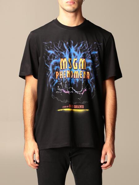 Camiseta hombre Msgm