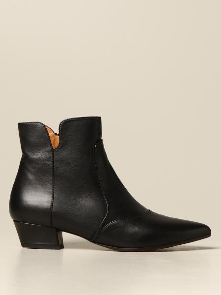 Rocel Chie Mihara leather ankle boot