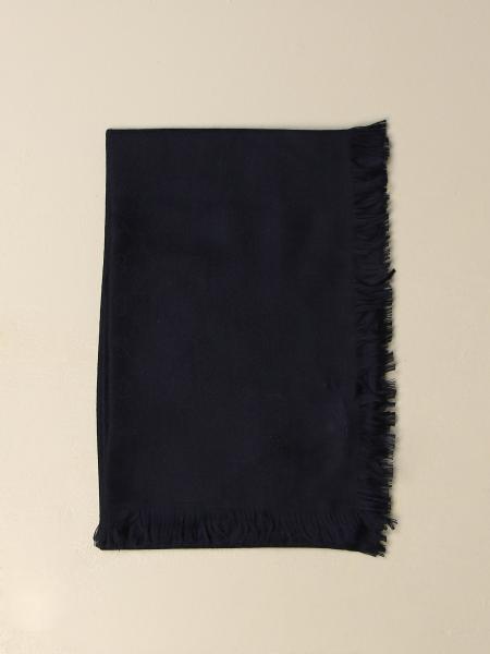 Gucci kids: Gucci scarf in GG Supreme wool