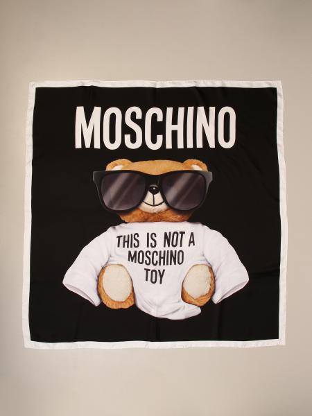 Seidentuch damen Moschino Couture