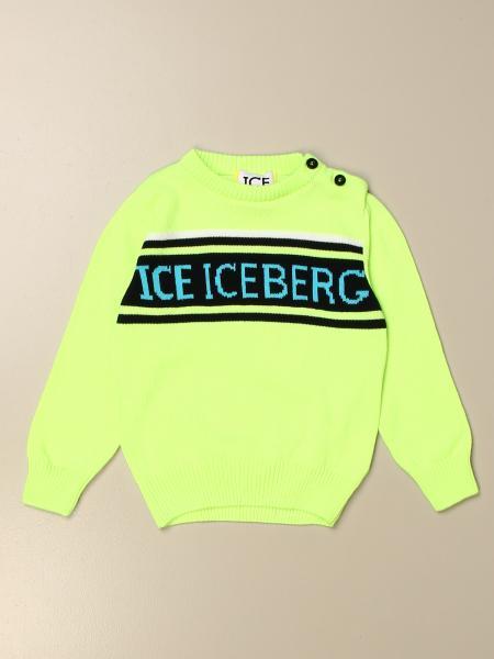Iceberg: Maglia a girocollo Iceberg con big logo