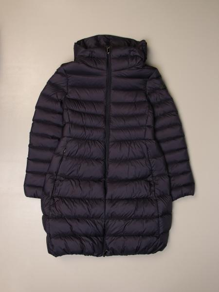 Il Gufo down jacket in padded and quilted nylon