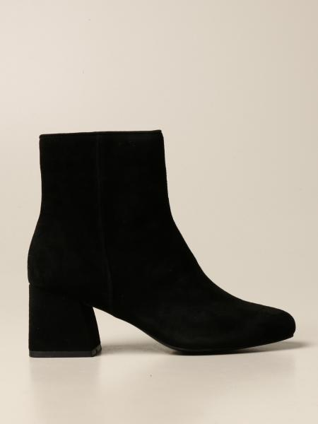 Steve Madden ankle boot in suede