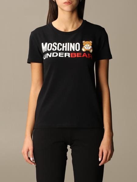 T-shirt damen Moschino Underwear