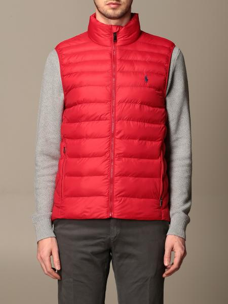 Gilet a piumino Polo Ralph Lauren in nylon