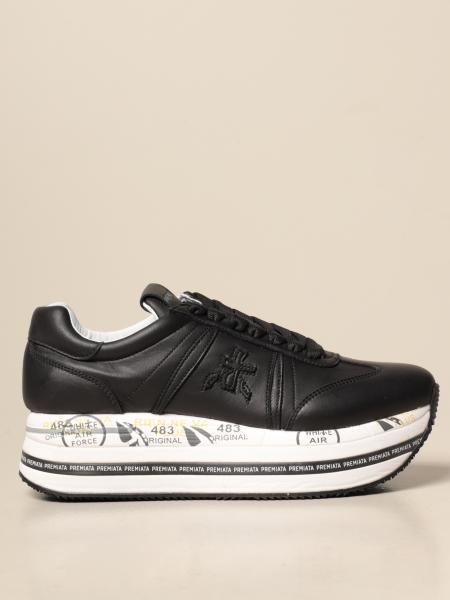 Premiata ЖЕНСКОЕ: Спортивная обувь Женское Premiata