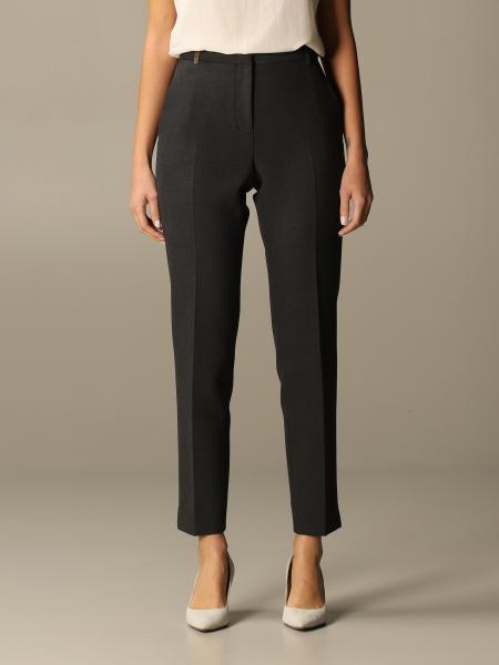 Peserico: Trousers women Peserico