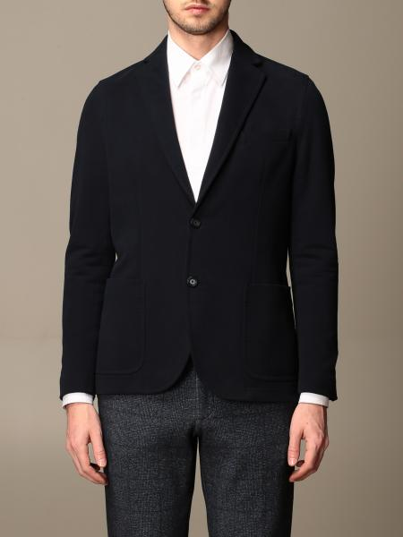 Circolo 1901: Circolo 1901 single-breasted blazer in stretch cotton