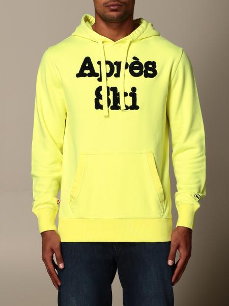 Mc2 Saint Barth: Mc2 Saint Barth sweatshirt with hood and writing
