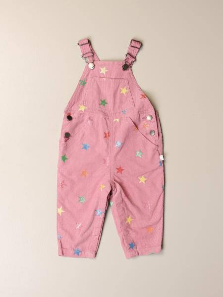 Stella McCartney dungarees with all-over stars