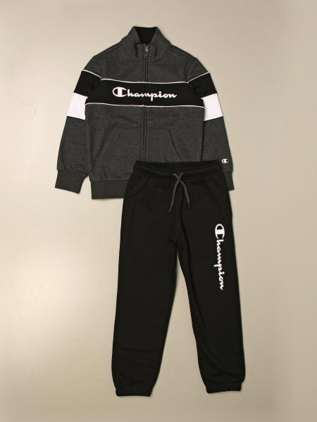 Champion sweatshirt + trousers set in cotton