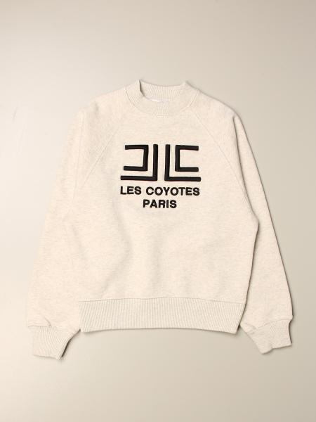 Les Coyotes De Paris sweatshirt with logo