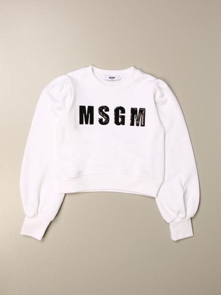 毛衣 儿童 Msgm Kids
