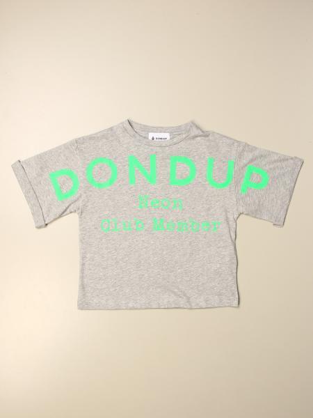 T-shirt Dondup con logo