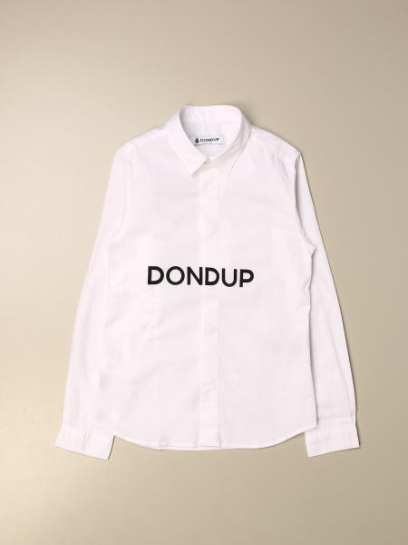 Dondup shirt with big logo