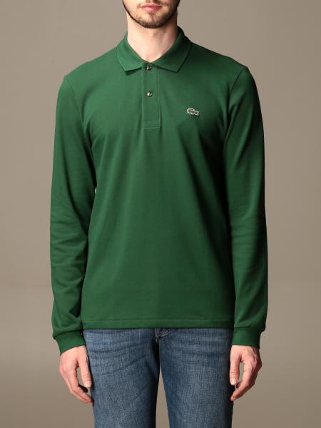 Lacoste: Lacoste long sleeve polo shirt